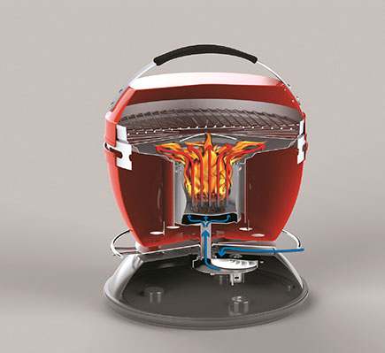 Les barbecues - Barbecue electrique favex ...